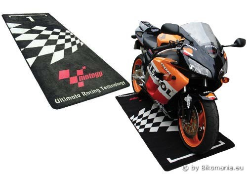 a m z motorrad online garagen matte motogp. Black Bedroom Furniture Sets. Home Design Ideas